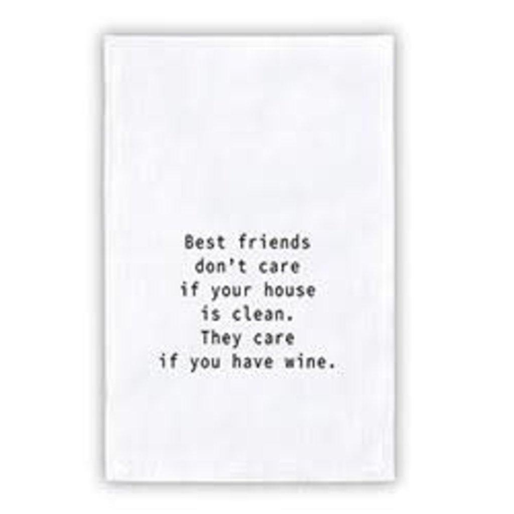 Best Friends Hand Towel