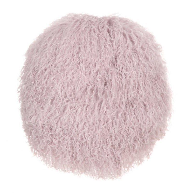 Moe's Home Dome Pillow - Taro Purple