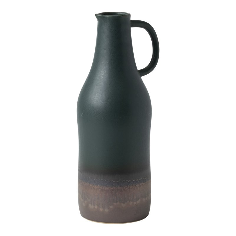 Made Market Co Pitcher Large Emerald