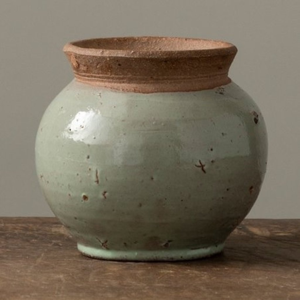 Made Market Co Planter Small Mint
