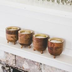 Rewined Rosé Barrel Aged Candle - 7 oz