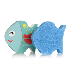 Fish Kid's Sponge
