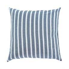 Indaba Positano Pillow, Denim Grey