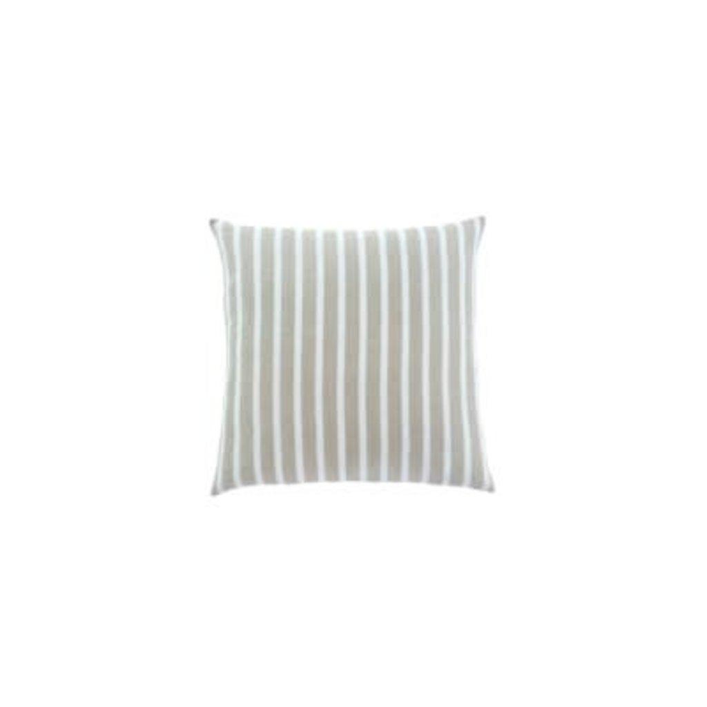 Indaba Positano Pillow, Taupe