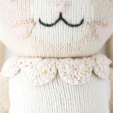 """Cuddle + Kind Hannah the Bunny White - Little - 13"""""""