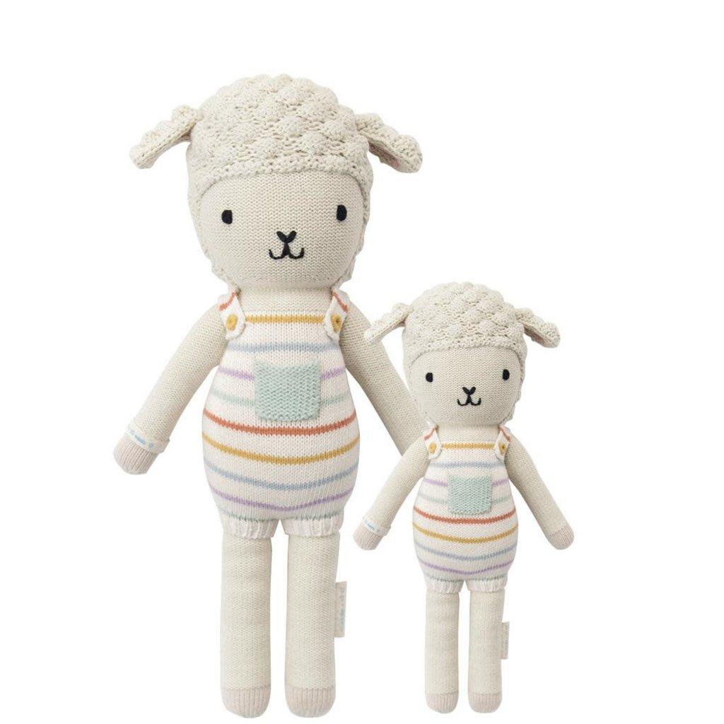 "Cuddle + Kind Avery the Lamb - Regular - 20"""