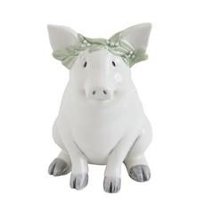 Creative Coop Ceramic Piggy Bank