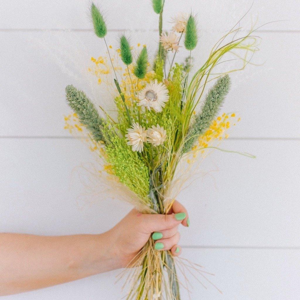 In Flower Key Lime Bouquet