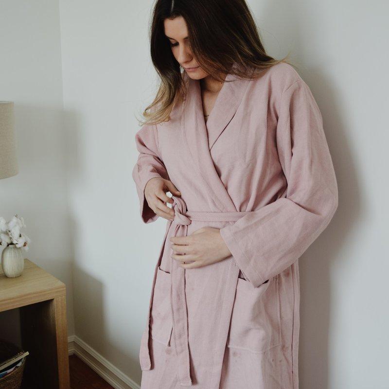 Robe   Small / Primrose