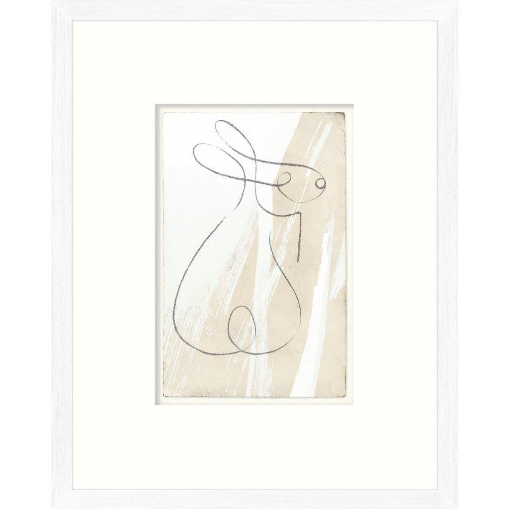 One Line - Bunny Profile