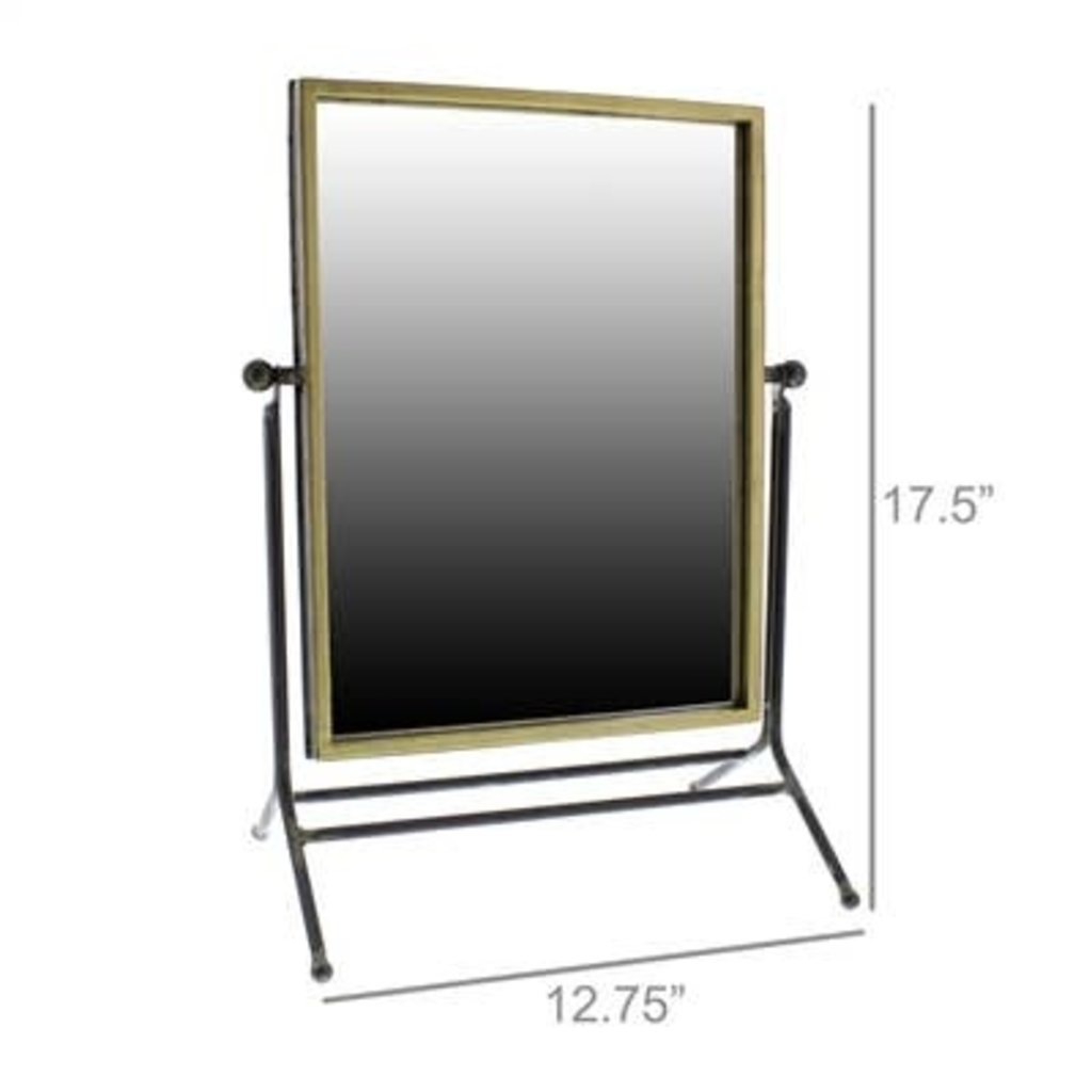 Archer Swiveling Vanity Mirror
