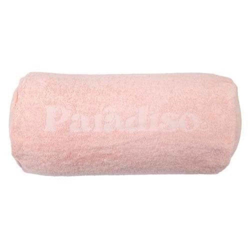 Beach Pillow In Bloom - Powder Pink