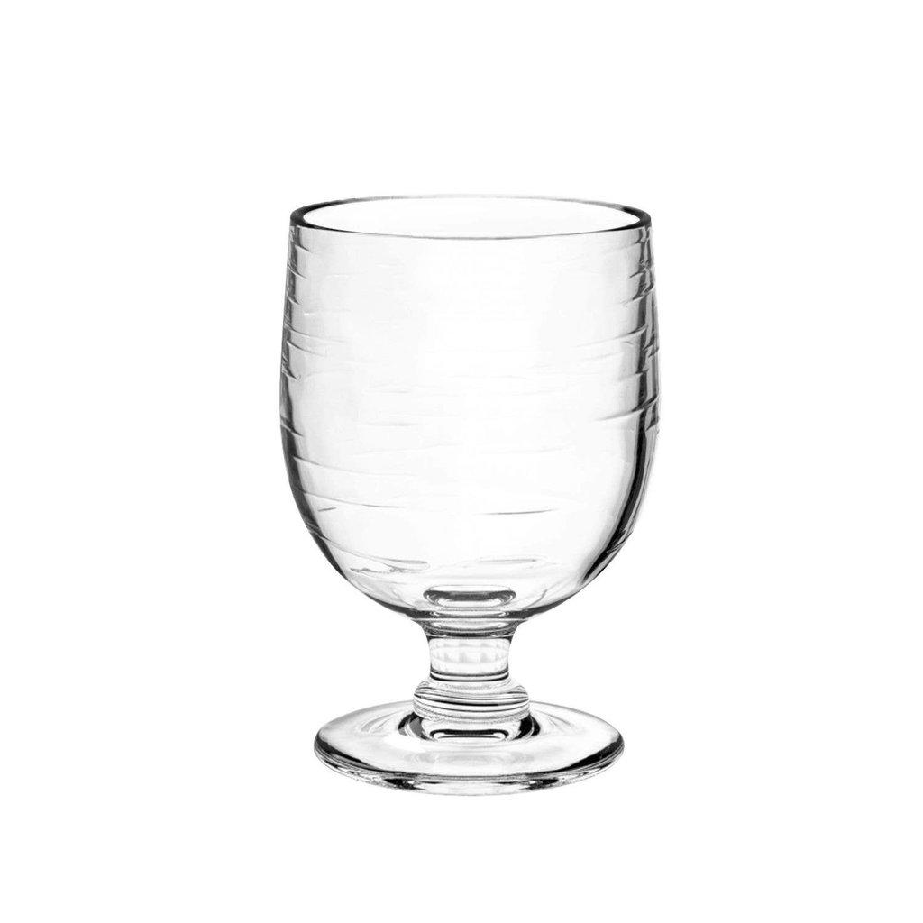 Faire - Tarong Cordoba Stacking Goblet 10.5 oz Premium Acrylic   Clear