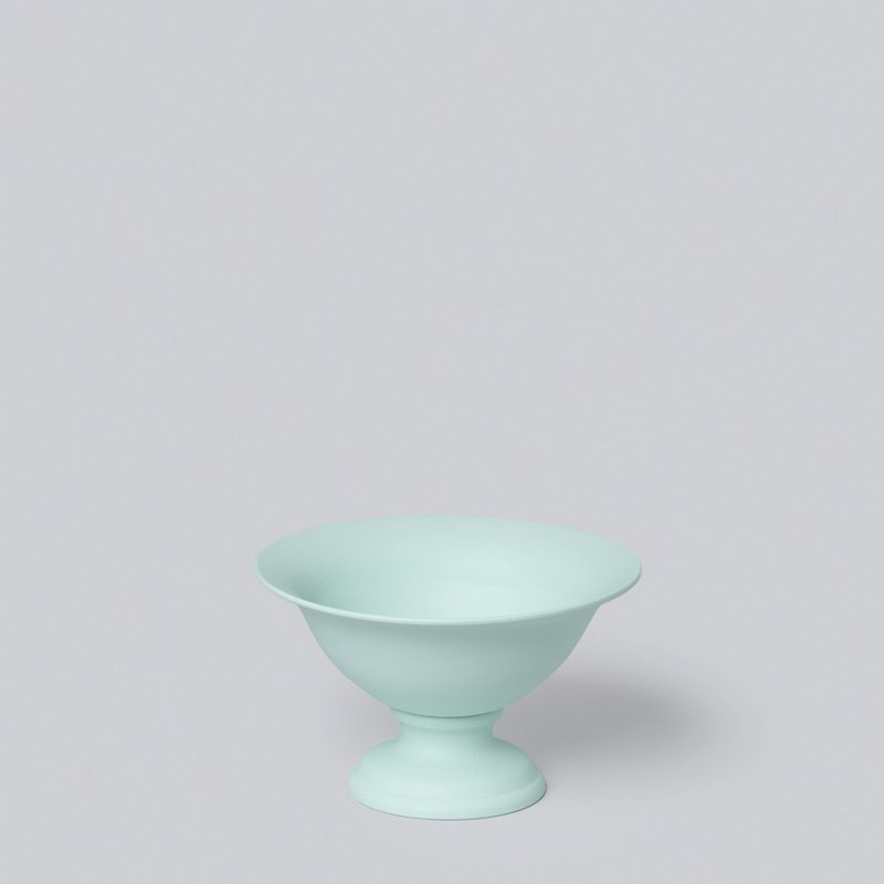 Faire - Middle Kingdom Footed Vaso - Mint - Small