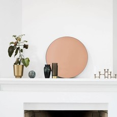 Faire - Society of Lifestyle Mirror, Walls, Rose Gold - Small