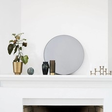 Faire - Society of Lifestyle Mirror, Walls, Grey - Small