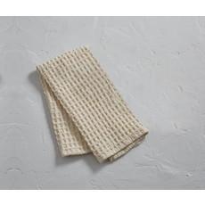 Waffle Weave Towel - Pebble
