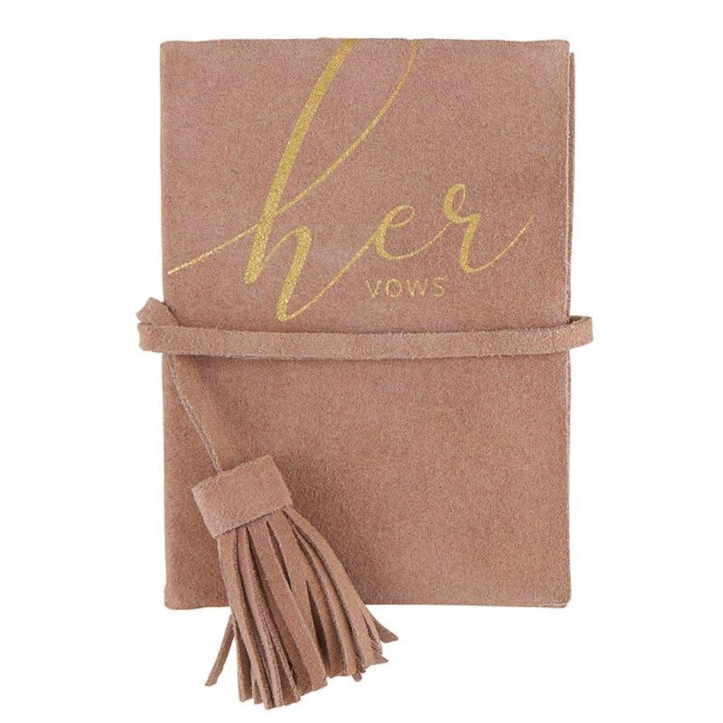 Santa Barbara Design Studio Vow Book - Hers