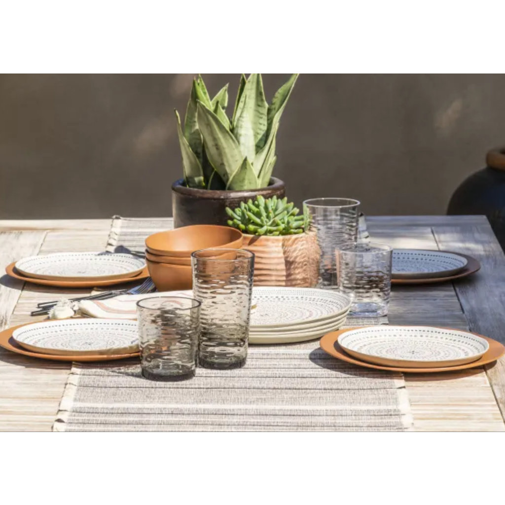 "Faire - Tarong Planta Matte Dinnerware| Bowl 6""/13.5 oz. / Terra Cotta"