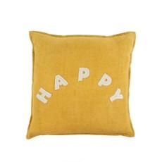 Indaba Happy Linen Pillow