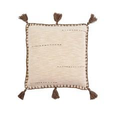 Indaba Casbah Pillow, Sand