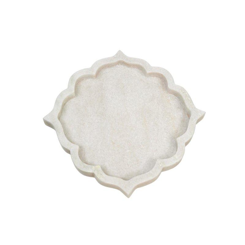 Indaba Arabesque Marble Tray - Small