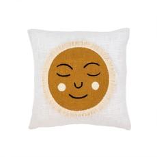 Indaba Smiling Sun Pillow