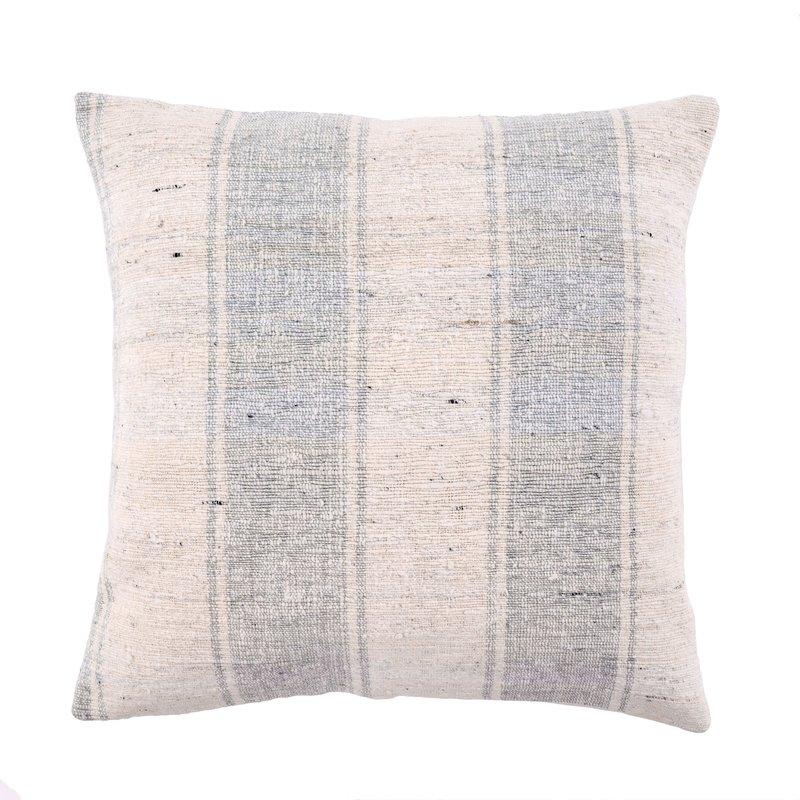Indaba Serena Slub Pillow, Mint