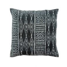 Indaba Indigo Dabu Pillow