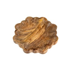 Indaba LIiy Wooden Tray Small