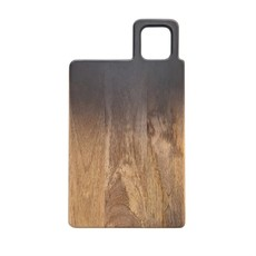Bloomingville Mango Wood Cheese/Cutting Board with Handle