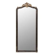Creative Coop Resin Framed Wall Mirror