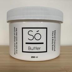 So Luxury Butter - Island Coconut
