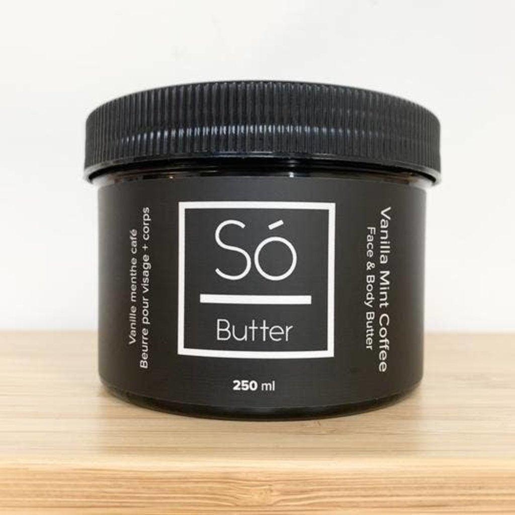 So Luxury Butter - Vanilla Mint Coffee