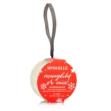 Naughty or Nice Pomegranate Red Buffer