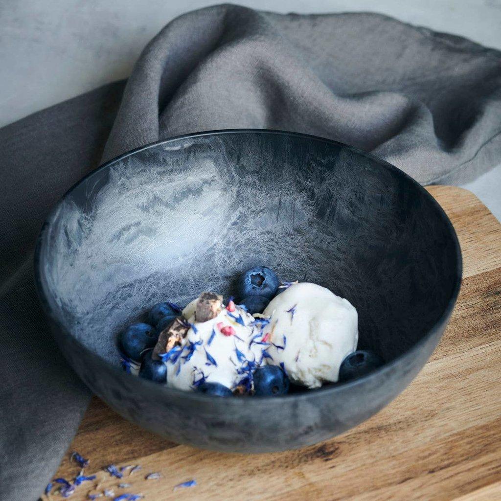 Faire - Society of Lifestyle Bowl, Serveur, Black, set of 4