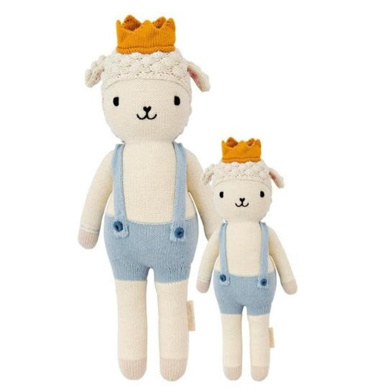 "Cuddle + Kind Sebastian the Lamb - Regular 20"""
