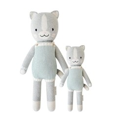 "Cuddle + Kind Dylan the Kitten - Little - 13"""