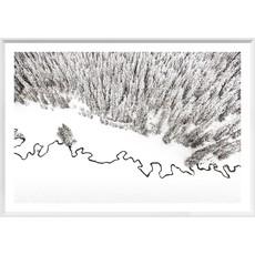 Celadon Aerial Stream Line I