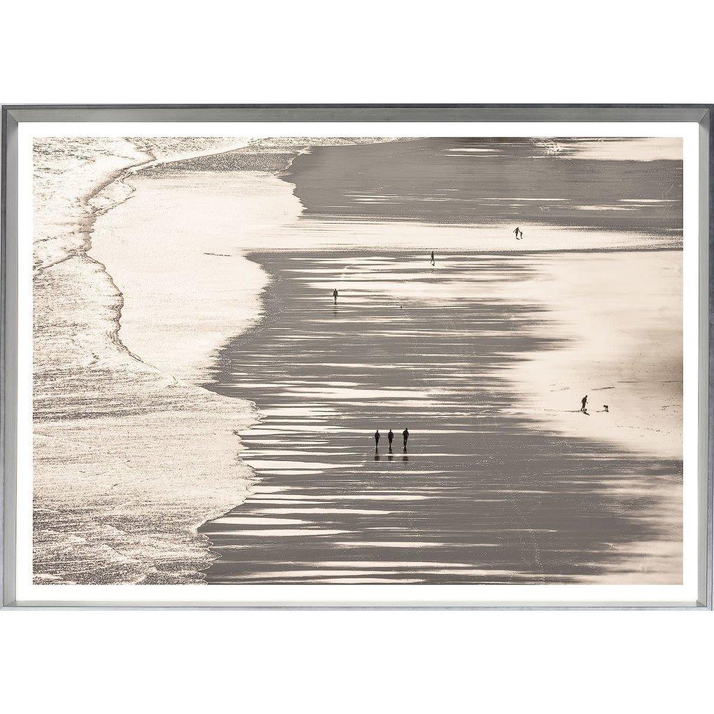 Celadon Mirrored Beach