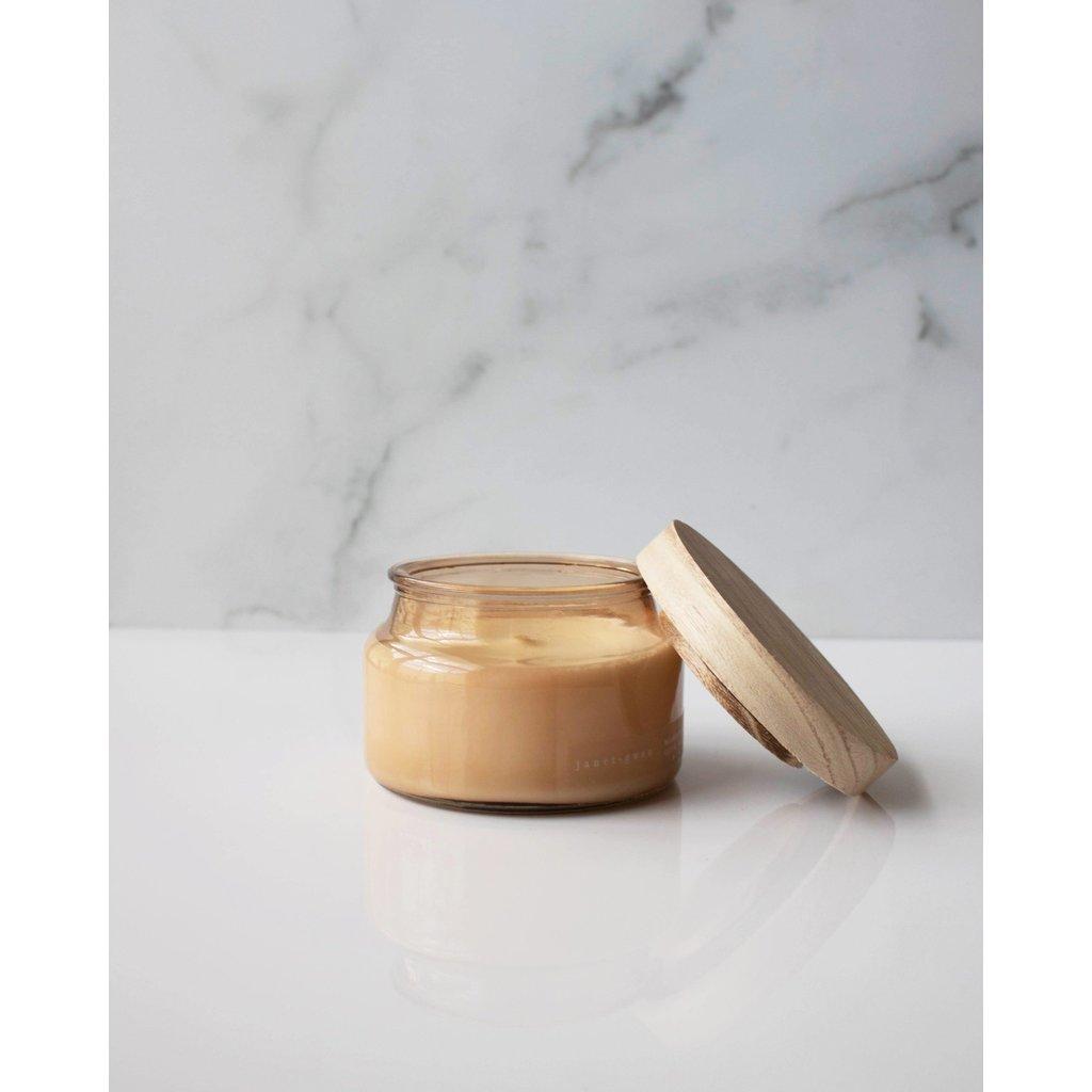 Take A Hike Glass Jar Candle