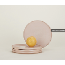 Hawkins New York SHAKER DINNERWARE - BLUSH - DINNER PLATE