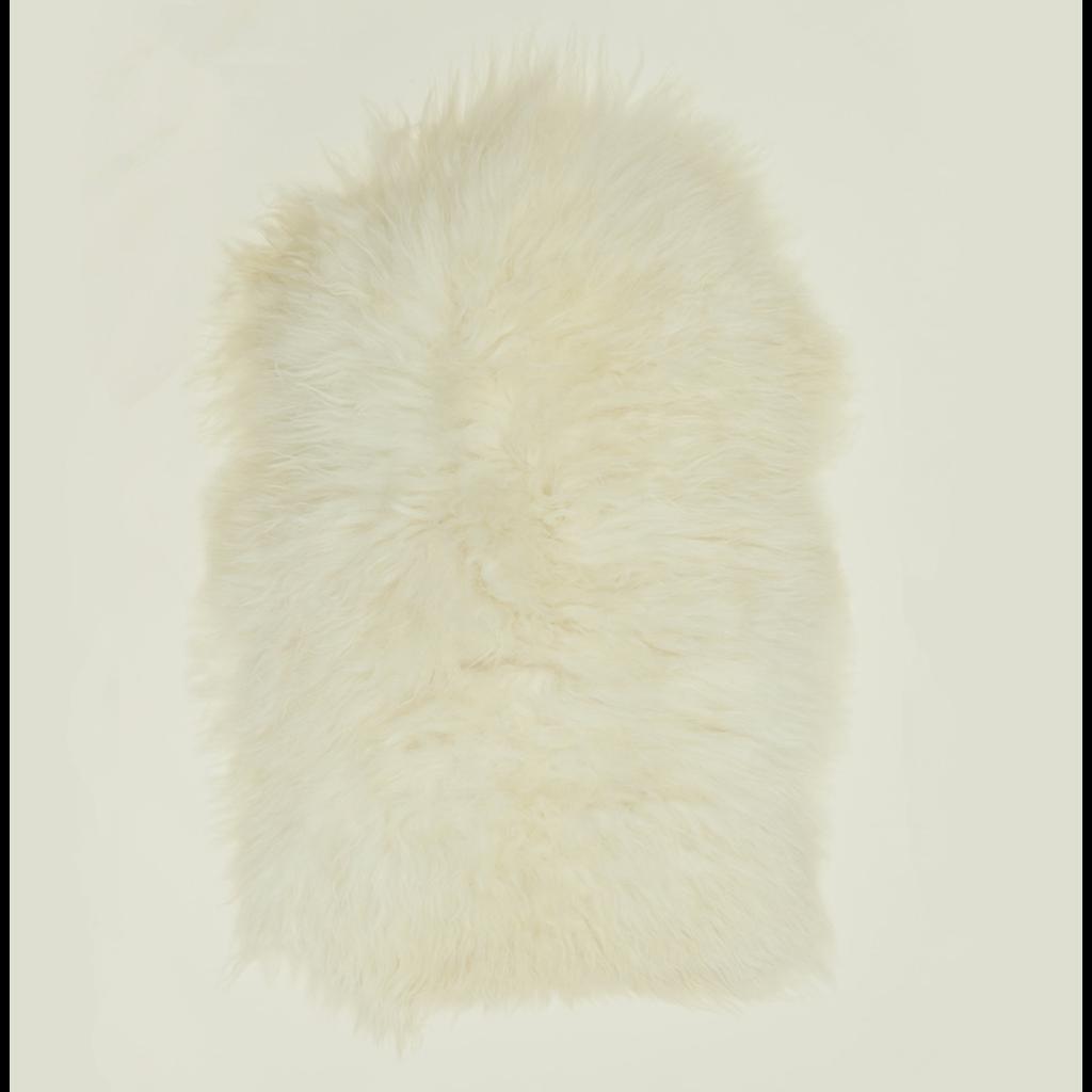 Hawkins New York ICELANDIC SHEEPSKIN - WHITE