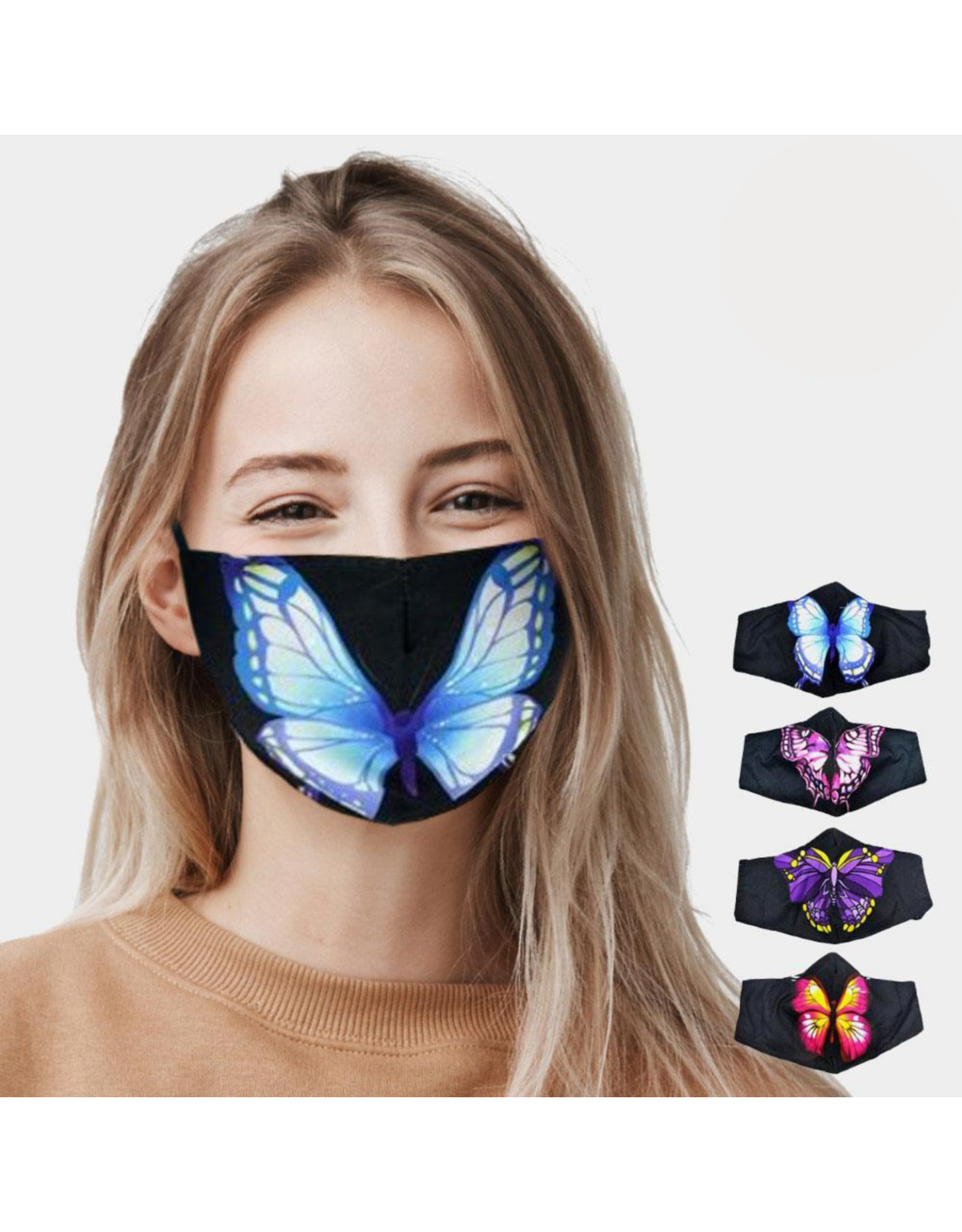 New Mask Styles