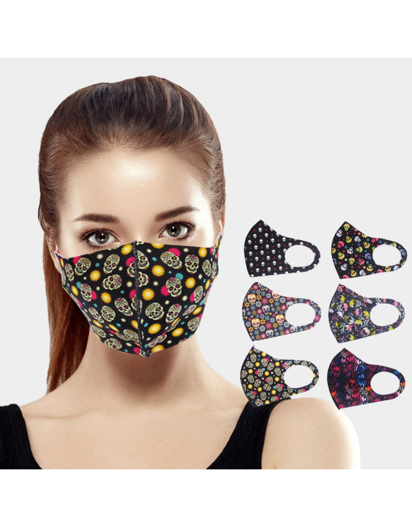 Adjustable Masks
