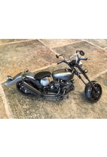 Harley Davidson Artisan Sculpture