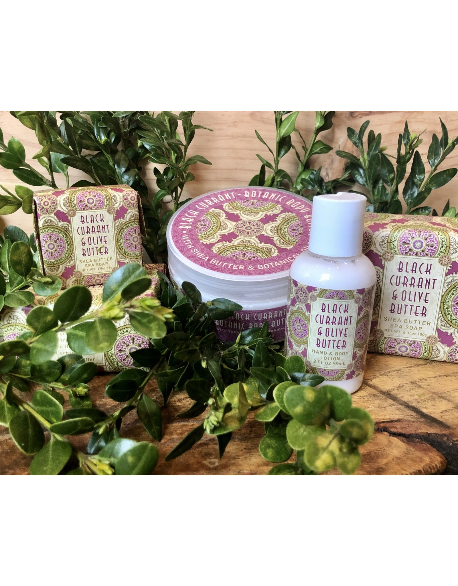 Black Currant Spa Products