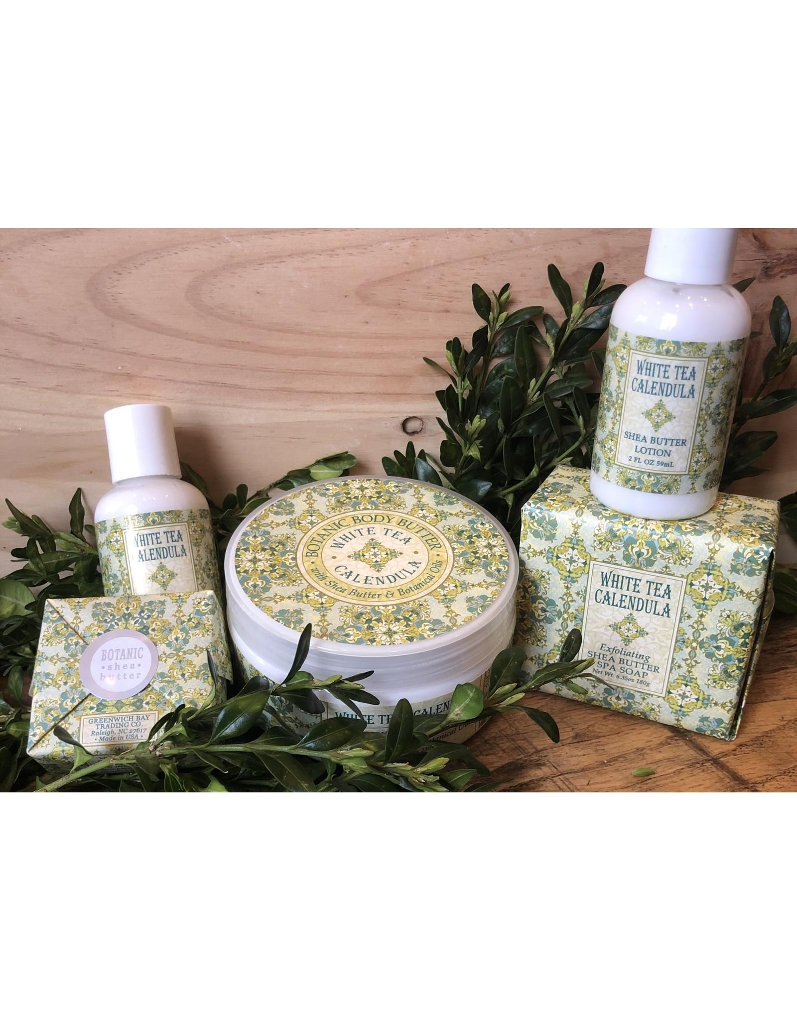 White Calendula Spa Products