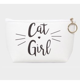Cat Girl Cosmetic Bag