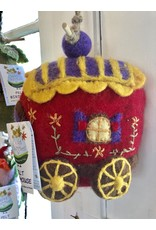 Gypsy Wagon Bird House